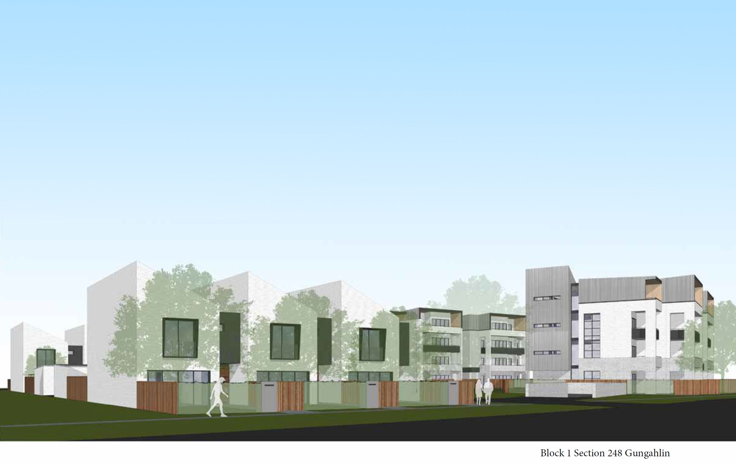Public Housing Renewal - Gungahlin Town Centre