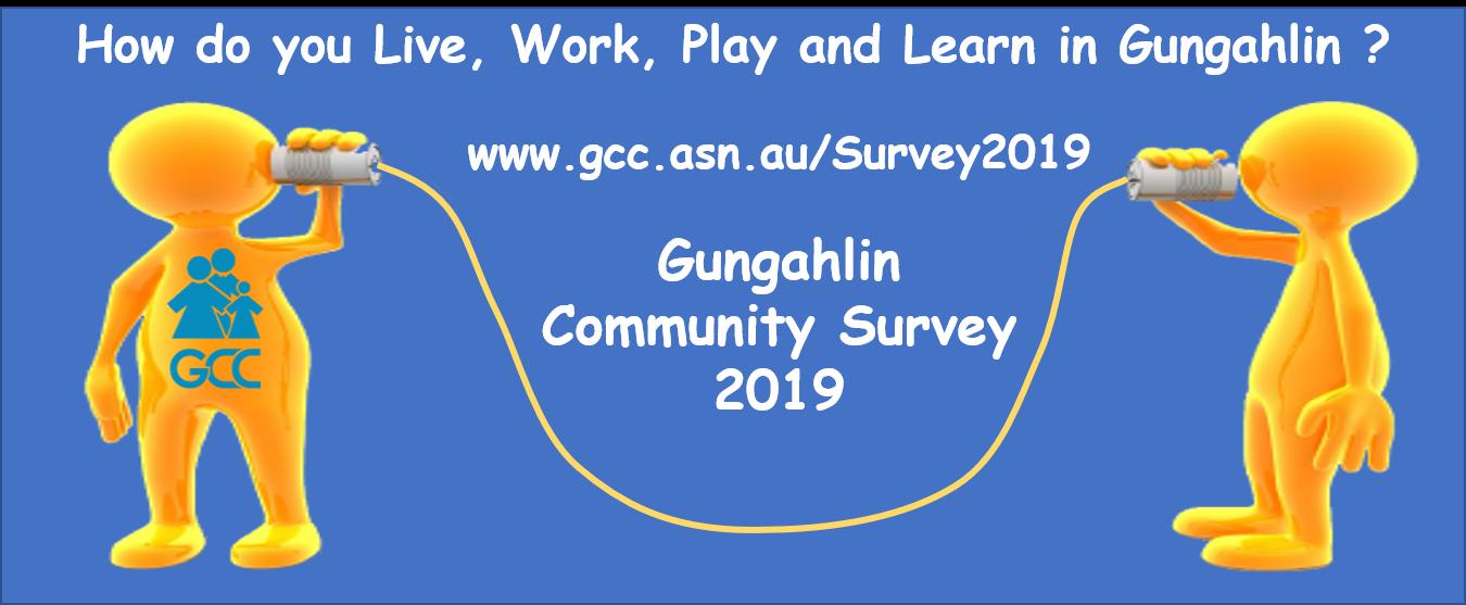 Gungahlin Community Survey 2019