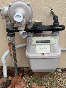 ACT Gas Meter