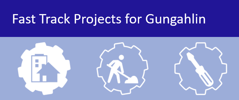 Potential Gungahlin Fast Track Projects