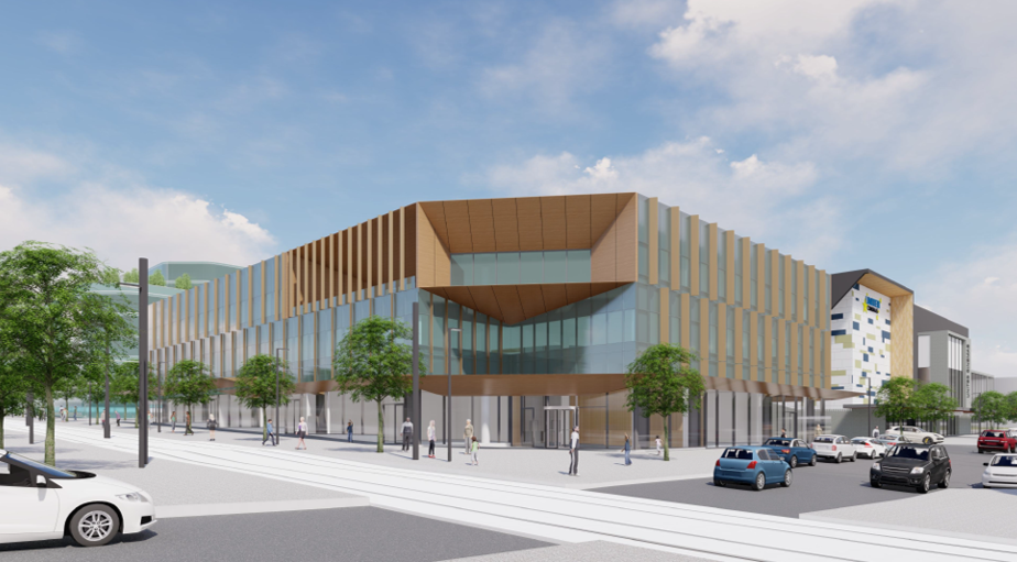 Gungahlin Cinema and DHA Office Parking Decisions