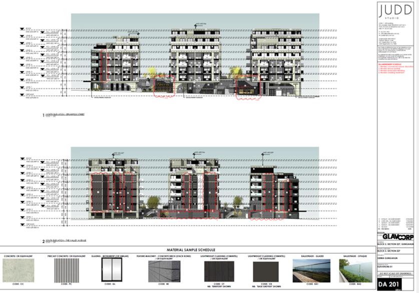 DA for Blocks 2&3 Section 227 Approved