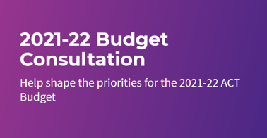 GCC Budget Consultation Submissions
